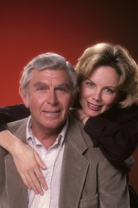 """Matlock""Andy Griffith, Linda Purl© 1986 Mario Casilli - Image 4442_0023"