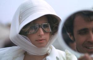"""Funny Lady""Barbra Streisand1975 © 1978 Mel Traxel - Image 4506_0024"