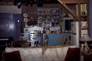 """Friends"" (set)circa 1995© 1995 Jean Cummings - Image 4527_0175"