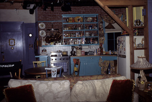 """Friends"" (set)circa 1995© 1995 Jean Cummings - Image 4527_0175"