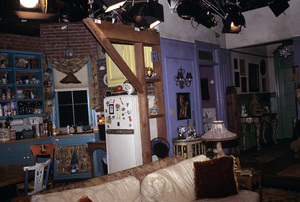 """Friends"" (set)circa 1995© 1995 Jean Cummings - Image 4527_0176"