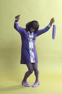 """The Flip Wilson Show""Flip Wilson (as Geraldine)1970 © 1978 Gene Trindl - Image 4543_0027"