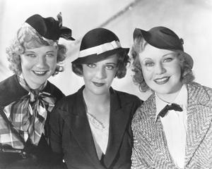 """""""42nd Street""""Ruby Keeler, Bebe Daniels, Ginger Rogers1933 Warner Bros.**I.V. - Image 4548_0004"""