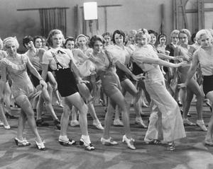 """""""42nd Street""""Ruby Keeler 1933 Warner Bros.**I.V. - Image 4548_0005"""