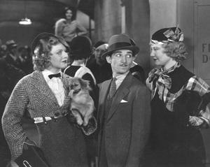 """""""42nd Street""""Bebe Daniels, Ruby Keeler, & Warner Baxter1933 Warner Bros.**I.V. - Image 4548_0006"""