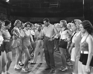 """""""42nd Street""""Ruby Keeler, Warner Baxter, George Brent1933 Warner Bros.**I.V. - Image 4548_0007"""