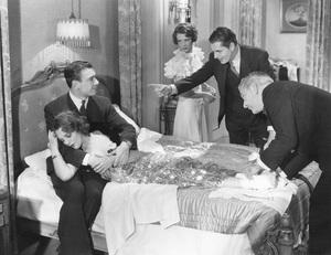 """""""42nd Street""""Bebe Daniels, Ruby Keeler, Warner Baxter1933 Warner Bros.**I.V. - Image 4548_0009"""