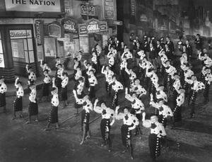 """42nd Street""Chorus1933 Warner Bros.**I.V. - Image 4548_0010"