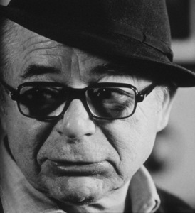 """""""Front Page, The""""Director Billy Wilder1974 UI © 1978 Bill Avery / MPTV - Image 4566_0011"""
