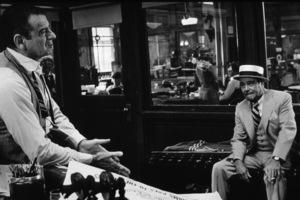 """Front Page, The""Walter Matthau and Jack Lemmon1974 UI © 1978 Bill Avery / MPTV - Image 4566_0014"