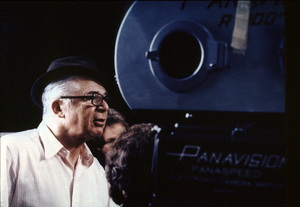 """""""Front Page, The""""Director Billy Wilder1974 UI © 1978 Bill Avery / MPTV - Image 4566_0019"""