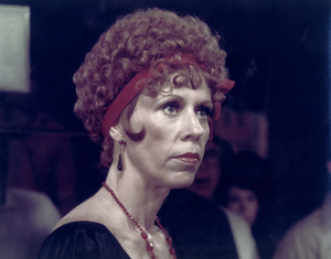 """Front Page, The""Carol Burnett1974 U/I © 1978 Bill Avery - Image 4566_0028"
