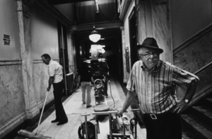 """""""The Front Page""""Director Billy Wilder © 1978 Gunther / MPTV - Image 4566_0041"""