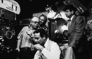 """""""Front Page, The""""Dir. Billy Wilder, Jack Lemmon, Walter Matthau1974 U-I © 1978 Gunther / MPTV - Image 4566_0044"""