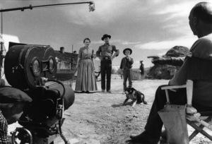 """The Proud Rebel""Olivia de Havilland, Alan Ladd, David Ladd, director Michael Curtiz1958© 1978 Bill Avery - Image 4572_0010"