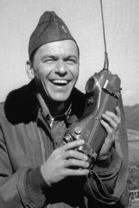 """Kings Go Forth"" 1958.Frank Sinatra on location. © 1978 Bill Avery - Image 4573_0015"