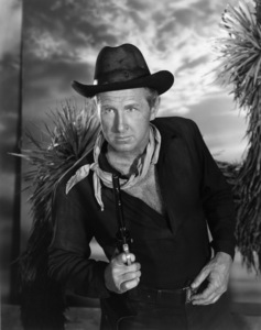 """The Loner""Lloyd Bridges1965Photo by Gabi Rona - Image 4592_0009"