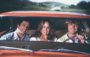 """Dukes of Hazzard, The""Tom Wopat, Catherine Bach, John Schneider © 1981 David Sutton - Image 4599_0003"