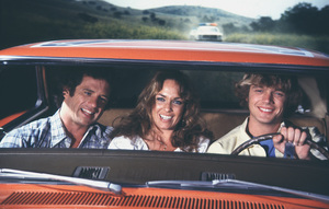 """Dukes of Hazzard, The""Tom Wopat, Catherine Bach, John Schneider © 1981 David Sutton - Image 4599_0003"