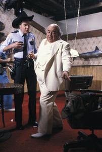 """""""The Dukes of Hazzard""""James Best, Sorrell Booke1983 © 1983 Gene Trindl - Image 4599_0024"""