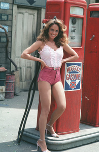 """""""Dukes of Hazzard, The""""Catherine Bach1981 CBS / **H.L. - Image 4599_0026"""