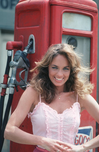 """The Dukes of Hazzard""Catherine Bach1981**H.L. - Image 4599_0046"