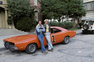 """The Dukes of Hazzard""Tom Wopat, John Schneider1980 © 1980 Gene Trindl - Image 4599_0062"