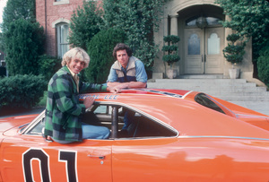"""The Dukes of Hazzard""Tom Wopat, John Schneider1980 © 1980 Gene Trindl - Image 4599_0063"