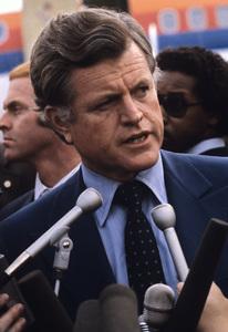 Edward Kennedycirca 1975 © 1978 Gunther - Image 4604_0003