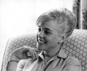 "Sue Lyonat a Press Conference for ""Lolita.""1962 MGM / **I.V. - Image 4635_0005"