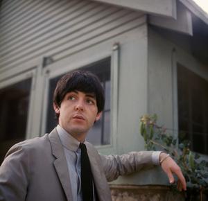 Paul McCartney1964 © 1978 Gunther - Image 4643_0014