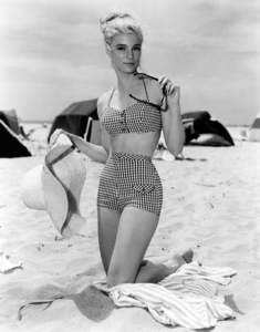 """Yvette Mimieux from """"Where the Boys Are"""" 1960 - Image 4662_0046"""