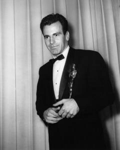 Maximilian Schell at the Academy Awards1962Photo by Joe Shere - Image 4752_0005