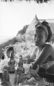 Romy Schneidercirca 1960 © 1978 Ampas / Sanford Roth - Image 4754_0002