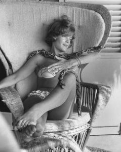 Romy Schneidercirca 1960 © 1978 Ampas / Sanford Roth - Image 4754_0004
