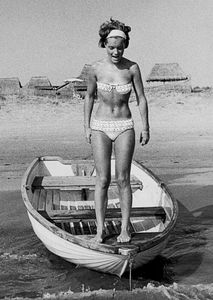 Romy Schneidercirca 1960s © 1978 Sanford Roth / AMPAS - Image 4754_0016