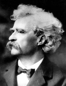 Mark Twainc. 1866 - Image 4789_0002