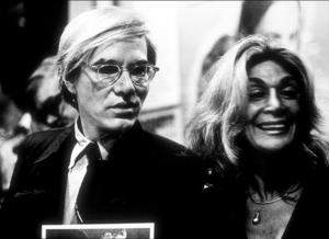 Andy Warhol and Sylvia Miles, 1972. © 1978 Ulvis AlbertsMPTV  - Image 4795_0003