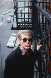 Andy Warholin New Yorkc. 1963MPTV - Image 4795_0012