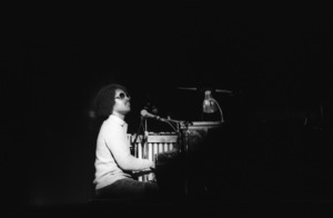 Stevie Wonder performing live in Los Angeles, CAcirca 1975© 1978 Bobby Holland - Image 4804_0042