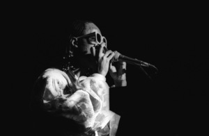 Stevie Wonder performing live in Los Angeles, CAcirca 1975© 1978 Bobby Holland - Image 4804_0051