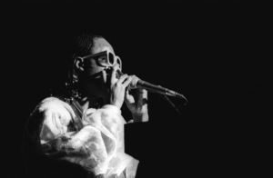 Stevie Wonder performing live in Los Angeles, CAcirca 1975© 1978 Bobby Holland - Image 4804_0052