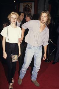 Brad Pitt and Juliette Lewis1992© 1992 Gary Lewis - Image 4811_0030