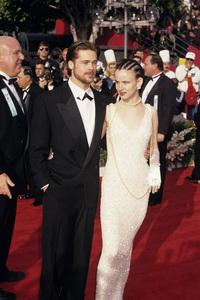 Brad Pitt and Juliette Lewis1992© 1992 Gary Lewis - Image 4811_0032