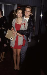 Brad Pitt and Shalane McCall1988© 1988 Gary Lewis - Image 4811_0033