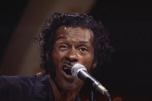 Chuck Berrycirca 1970s** H.L. - Image 4812_0007