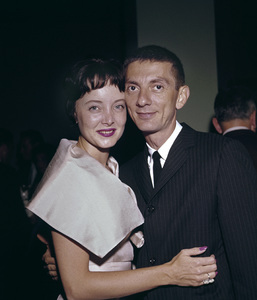 Aaron Spelling with Carolyn Jonescirca 1960 © 1978 David Sutton - Image 4814_0048