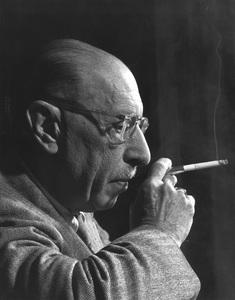 Igor Stravinski1952 © 1978 Eric Skipsey - Image 4817_0015