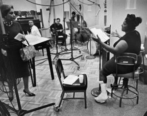 Mahalia Jackson circa 1956 © 1978 Bud Gray - Image 4836_0007