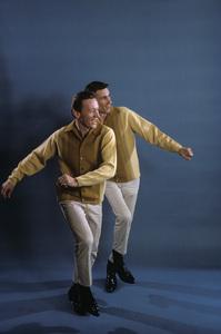 Righteous BrothersBobby Hatfield, Bill MedleyFebruary 1965© 1978 Gene Trindl - Image 4849_0023